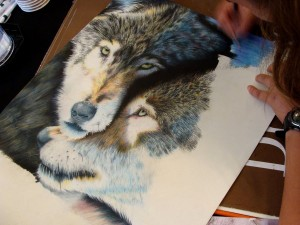 Wolves Embrace In the Works