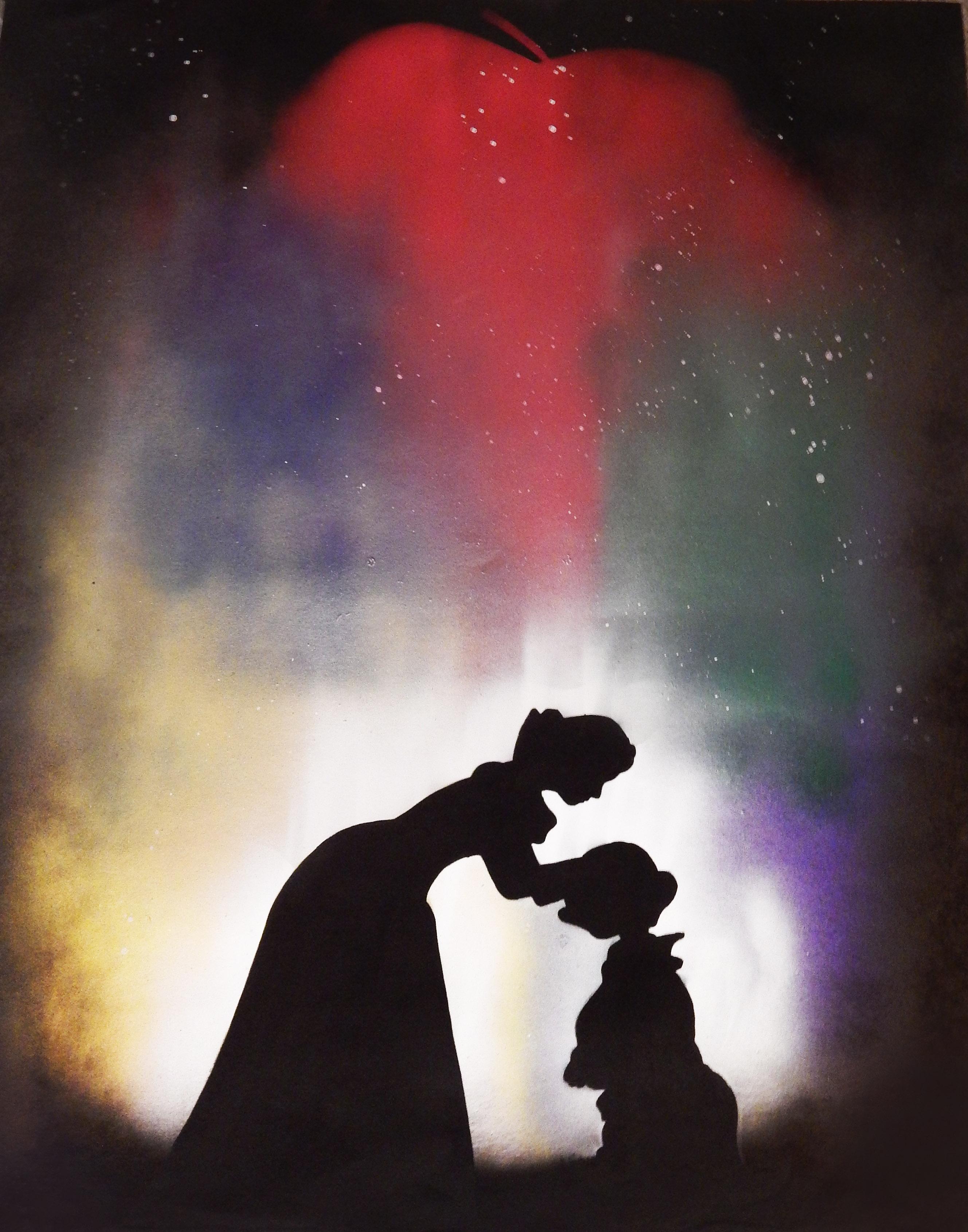 A Snow White Kiss